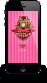 Tweetroulette iPhone Emakina